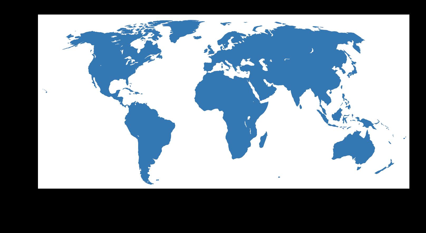 Standard Maps with Cartopy   Matthew Kudija